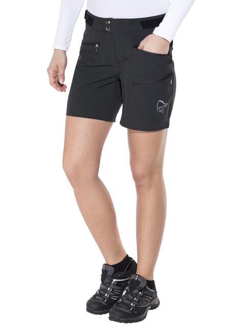 Norrøna W's Falketind Flex1 Shorts Caviar